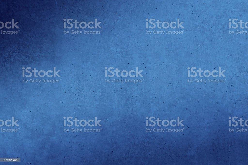 Blue concrete textured background stock photo