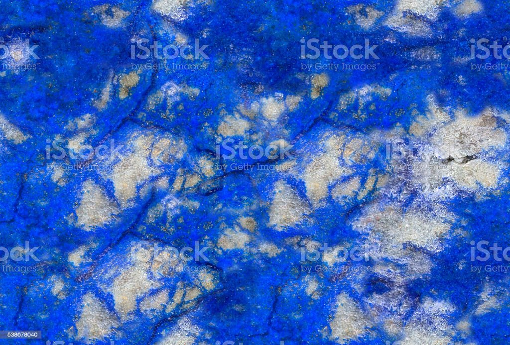 blue copper mineral azurite seamless texture stock photo