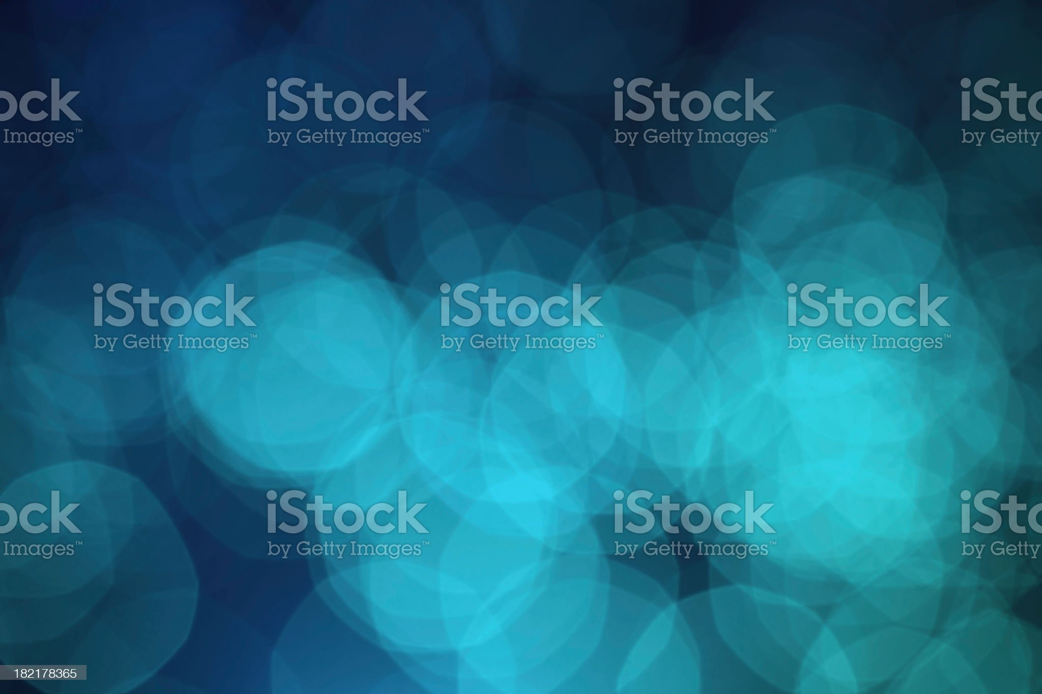 A blue defocused background design royalty-free stock photo