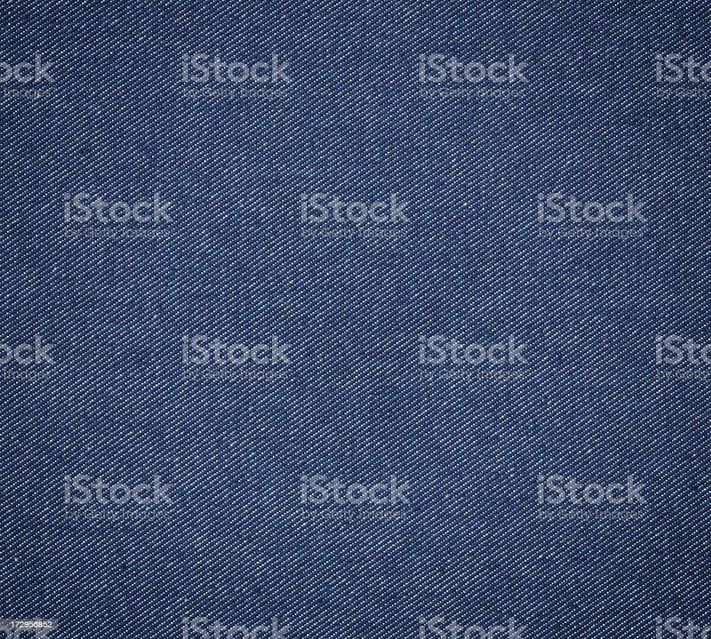 blue denim fabric stock photo