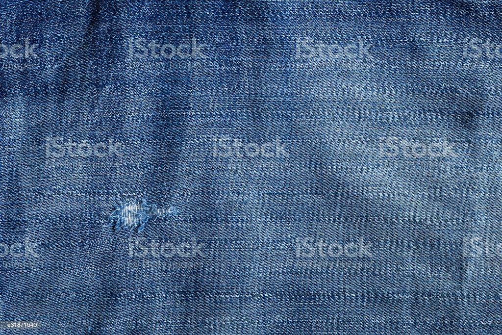 Blue denim jeans texture. Jeans background Texture of blue jean. stock photo