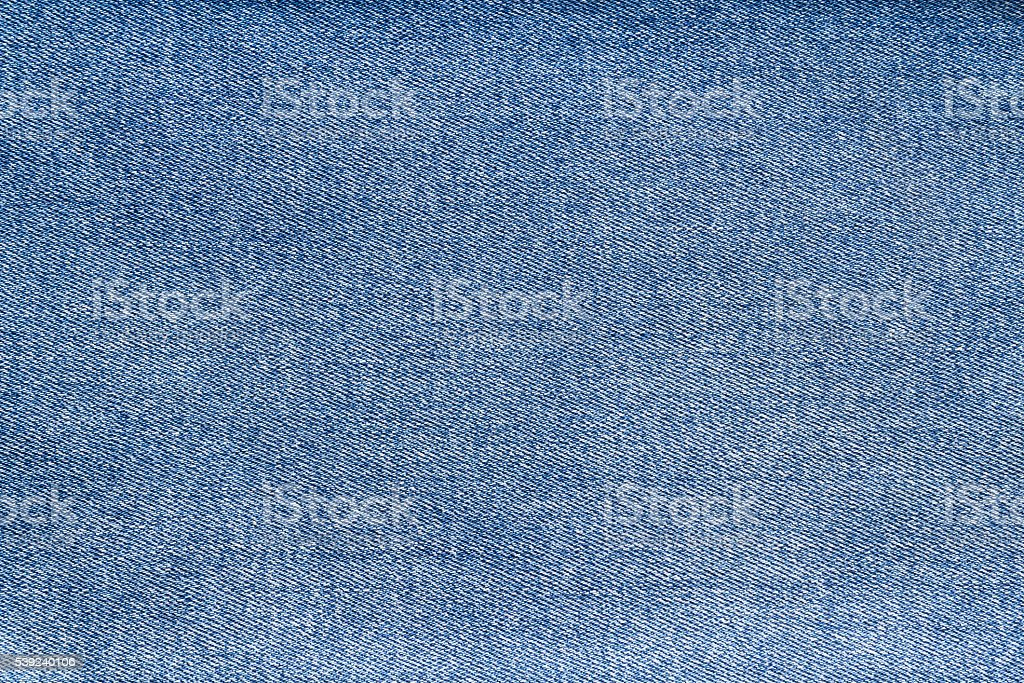 Blue denim jeans texture stock photo