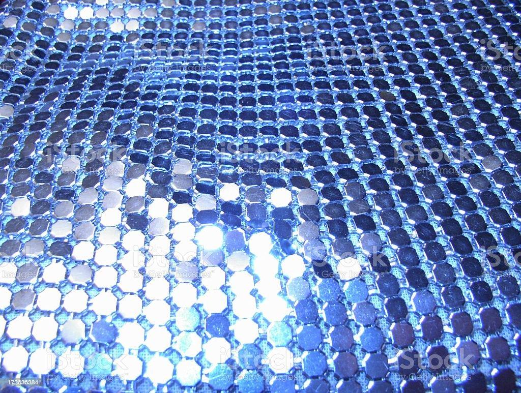 blue disco background royalty-free stock photo