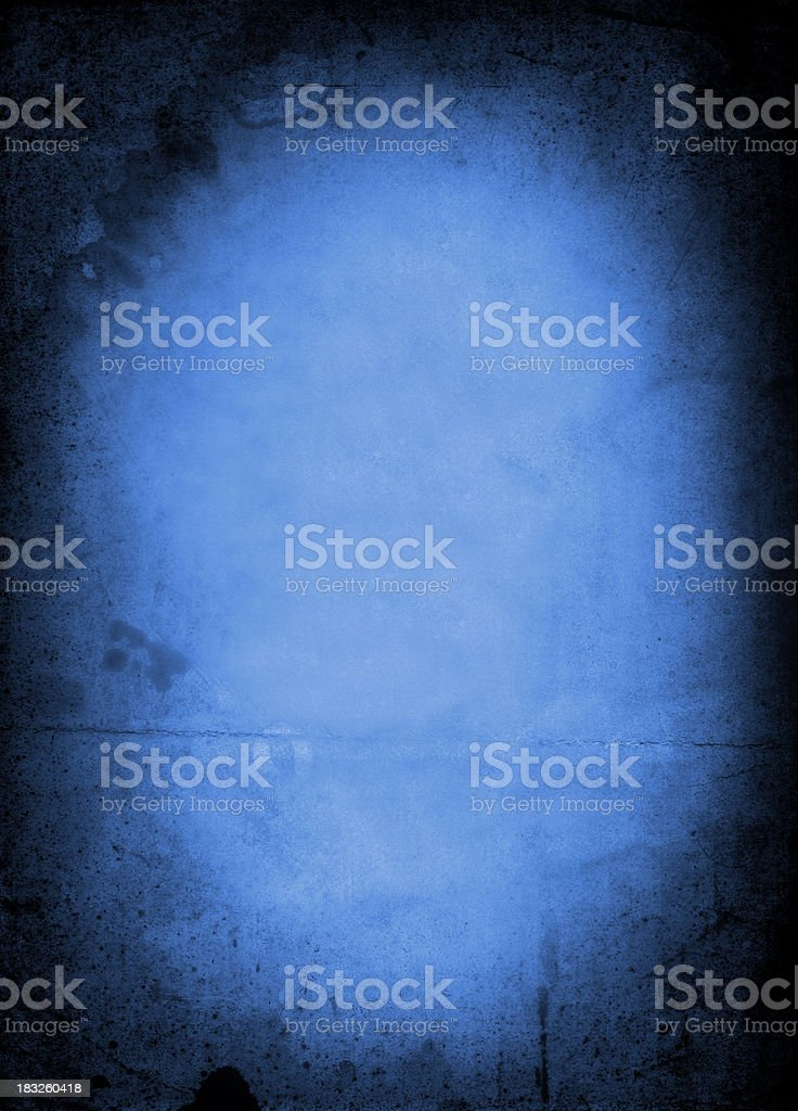 blue drama royalty-free stock photo