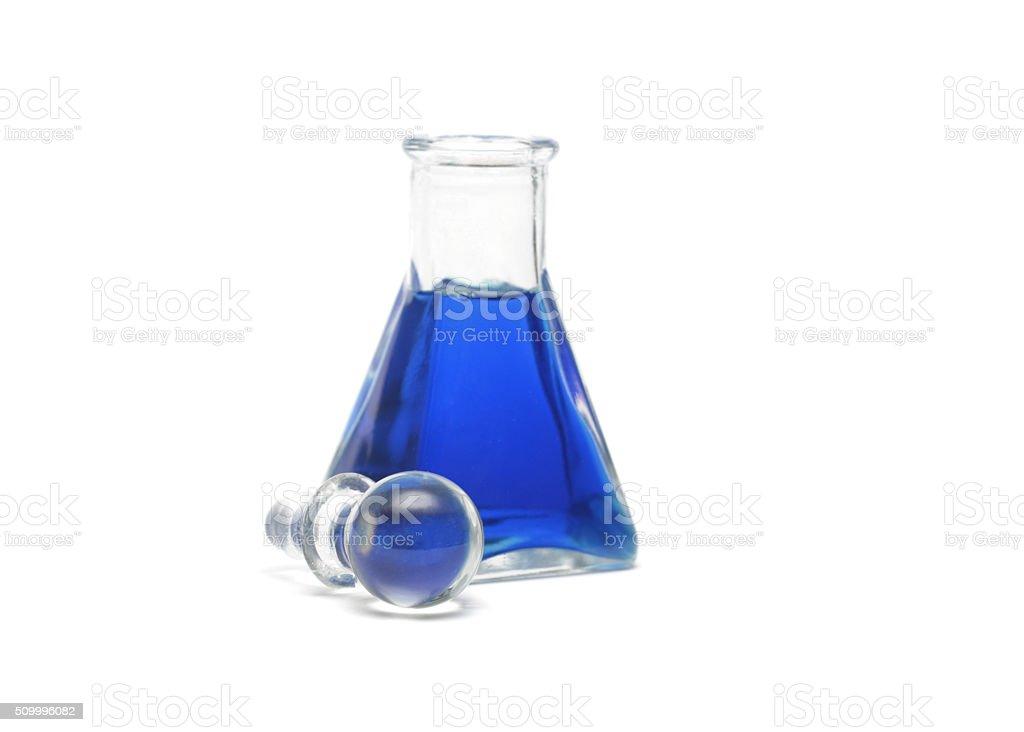 Blue Elixir stock photo