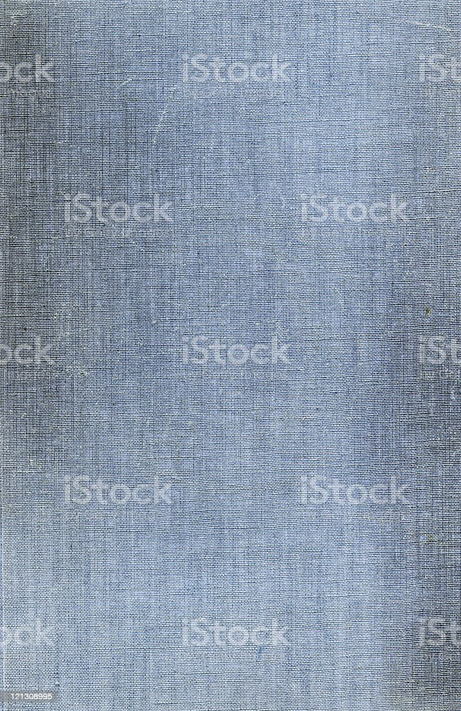 blue fabric royalty-free stock photo
