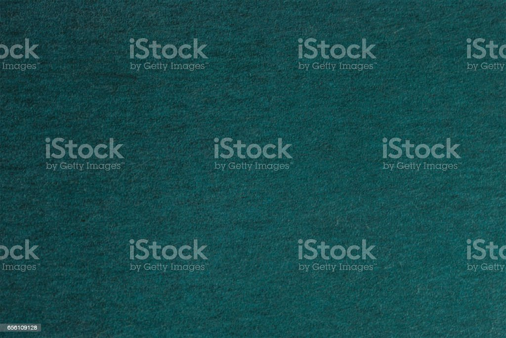 Blue felt background for design. View from above. vector art illustration