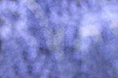 Blue Festive Christmas elegant abstract background with backdrop bokeh lights