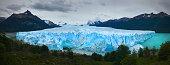 Blue Glacier panorama