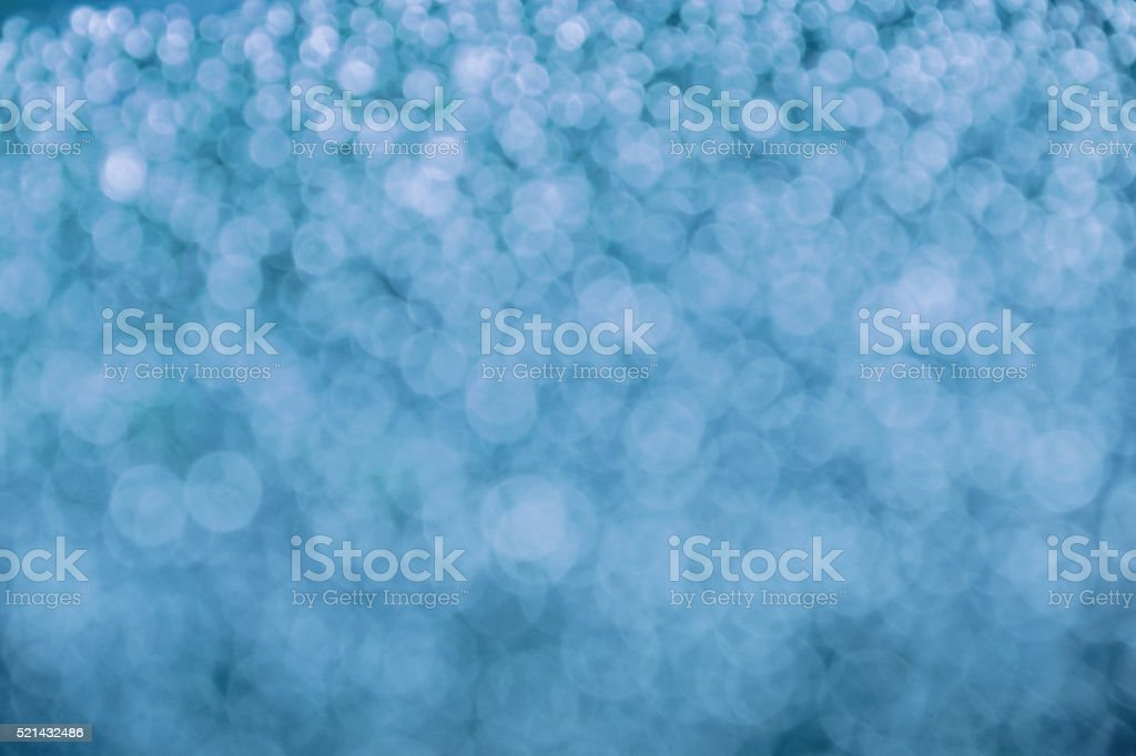 Blue glitter light abstract blur background royalty-free stock photo