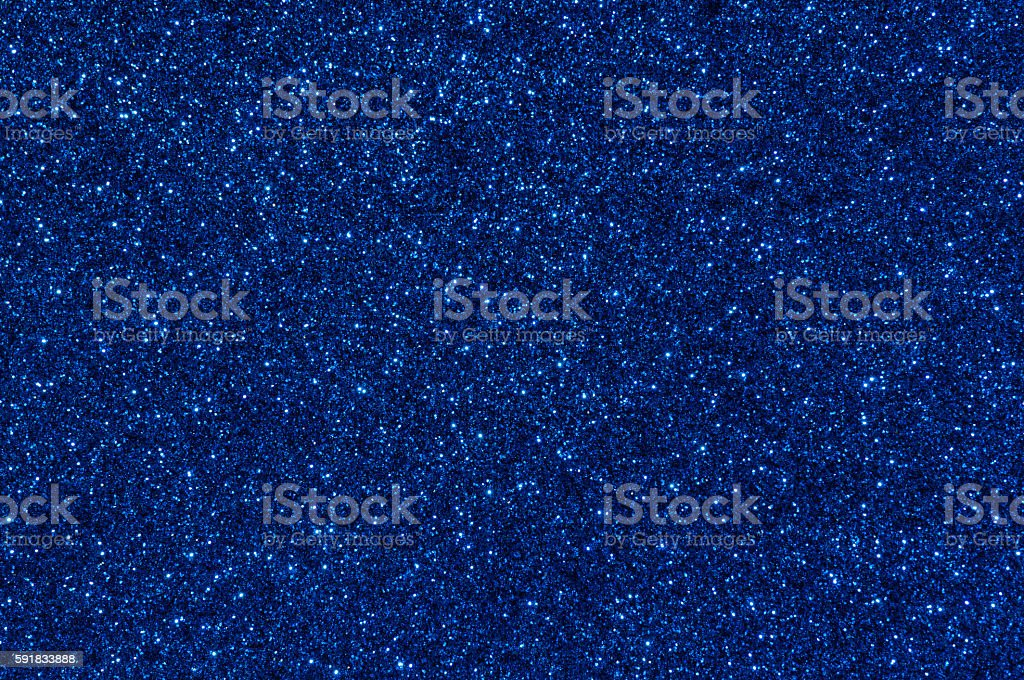 blue glitter texture abstract background stock photo