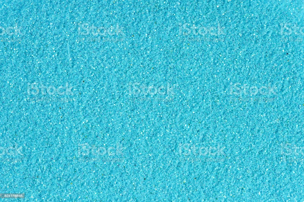 Blue glitter texture christmas abstract background stock photo