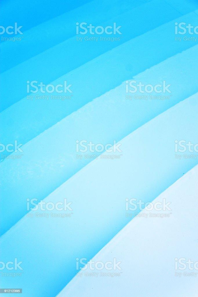 Blue graded background stock photo