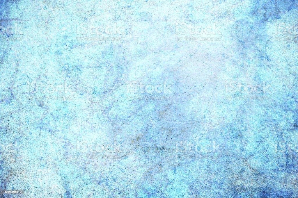 Blue grunge background stock photo