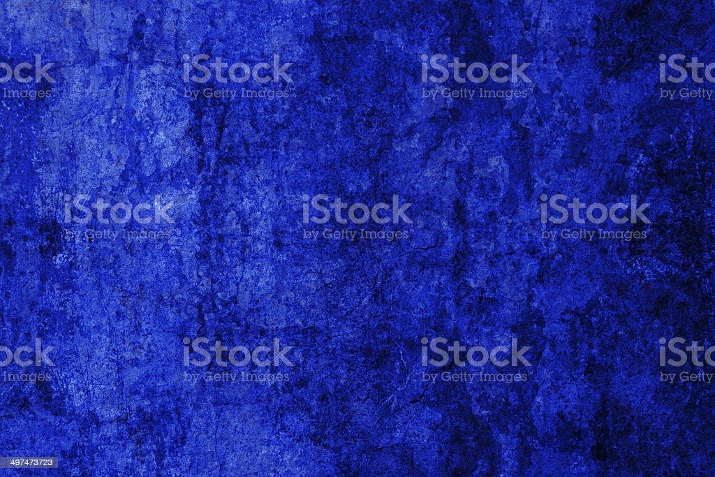Blue grunge surface, background royalty-free stock photo
