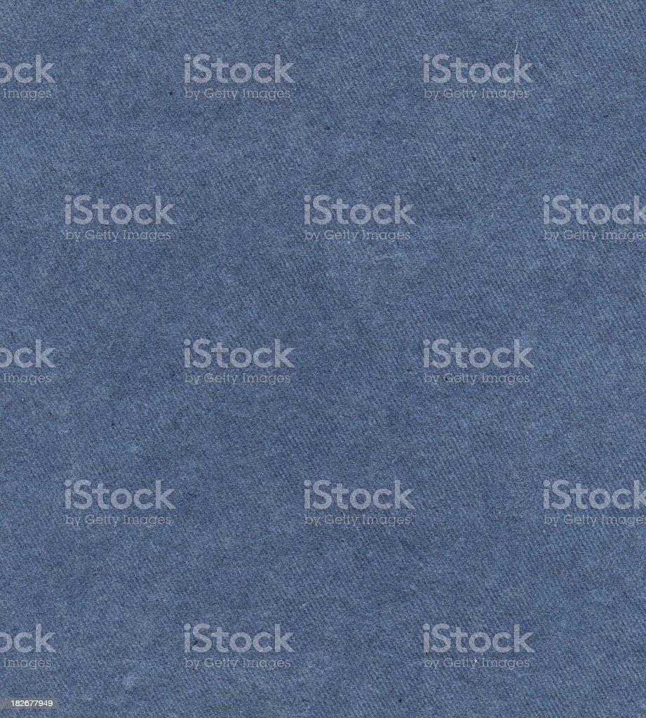 blue handmade paper royalty-free stock photo