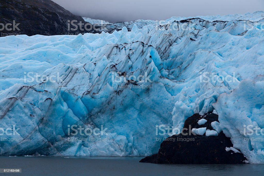 Blue Ice royalty-free stock photo