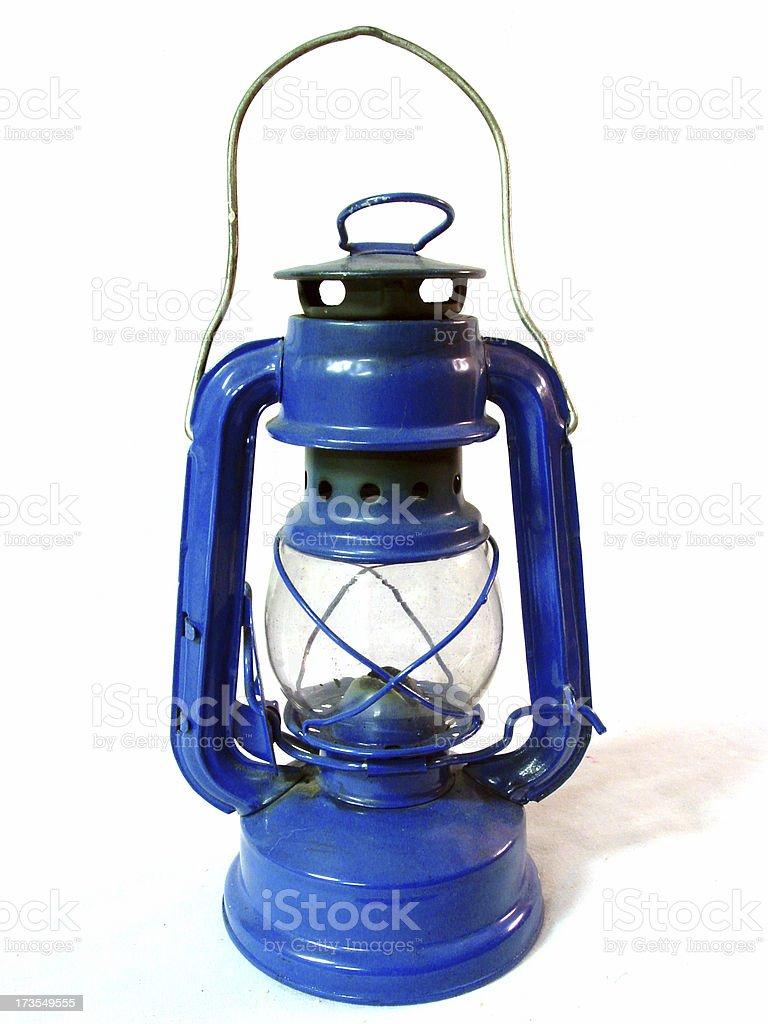 blue illuminater royalty-free stock photo