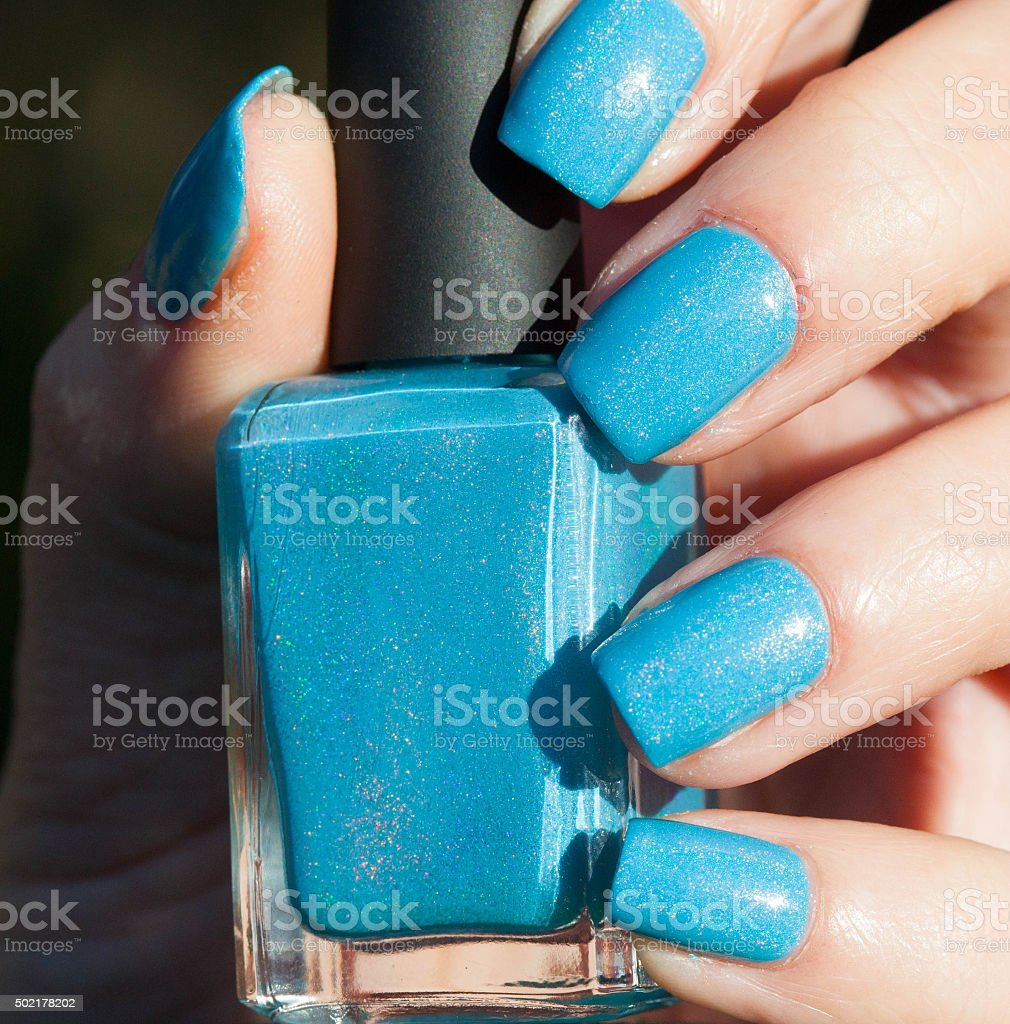 blue is blue stock photo