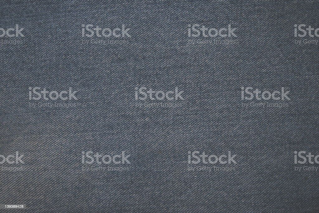 Blue Jean Texture royalty-free stock photo