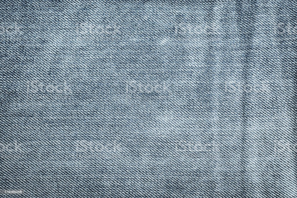 blue jeans trousers detail royalty-free stock photo