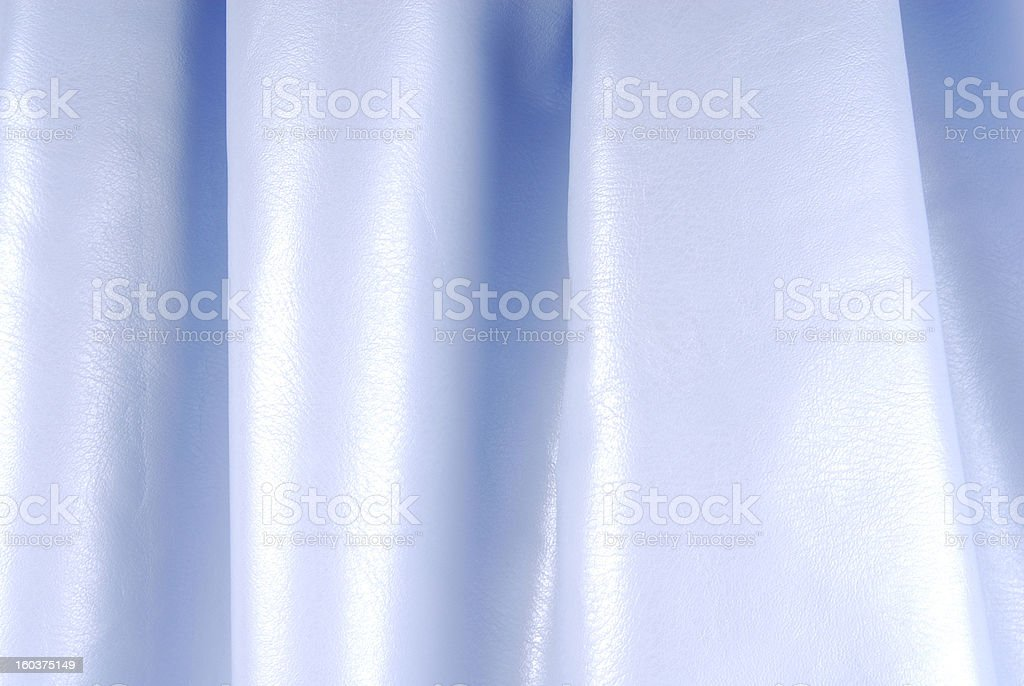 blue leather texture royalty-free stock photo