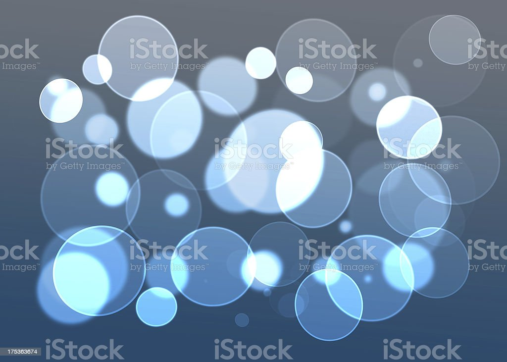 Blue Light Background royalty-free stock photo