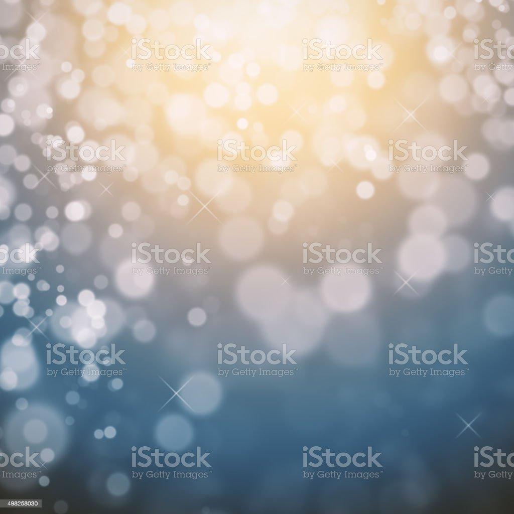blue light background stock photo
