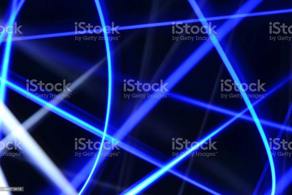 blue line stock photo
