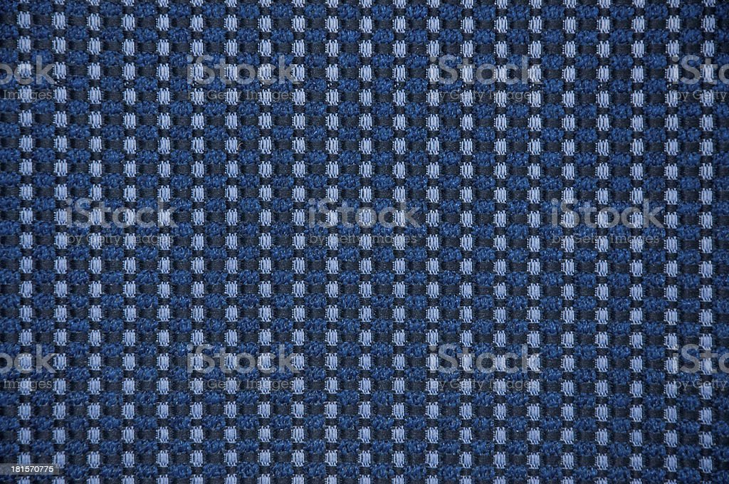 blue linen fabric texture for background royalty-free stock photo