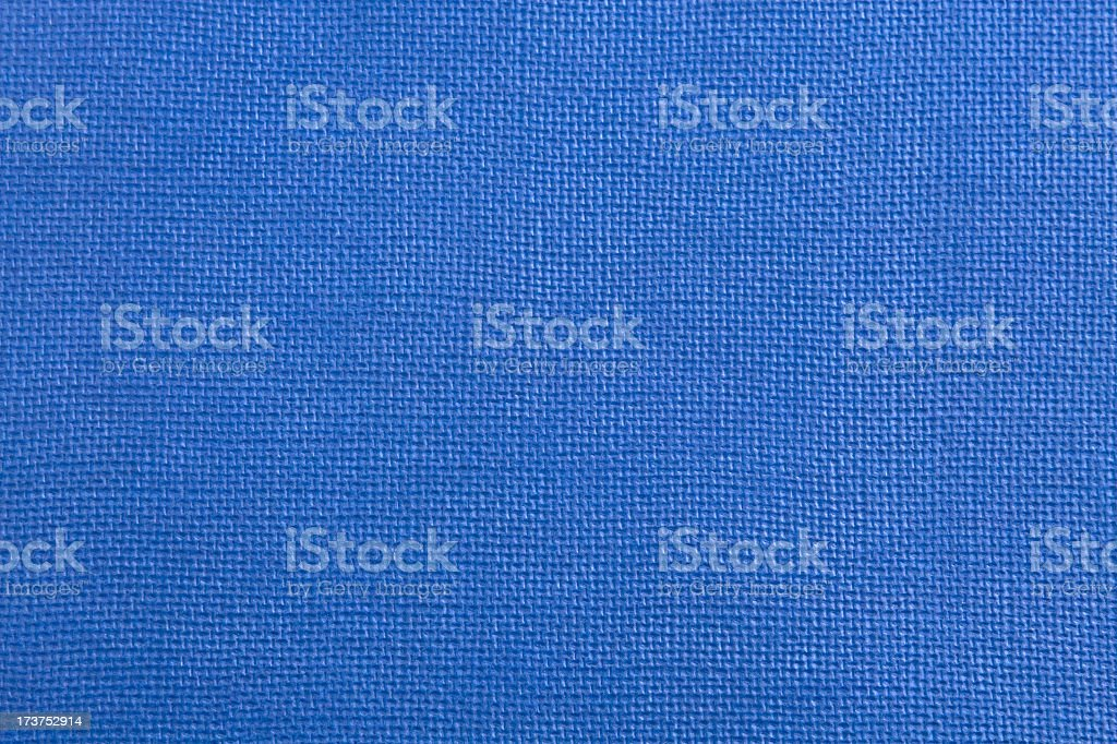Blue Linen Paper Texture Background royalty-free stock photo