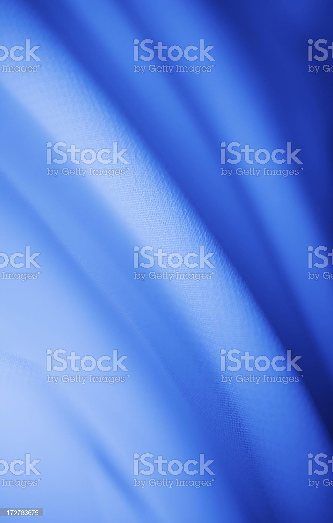 blue lines royalty-free stock photo
