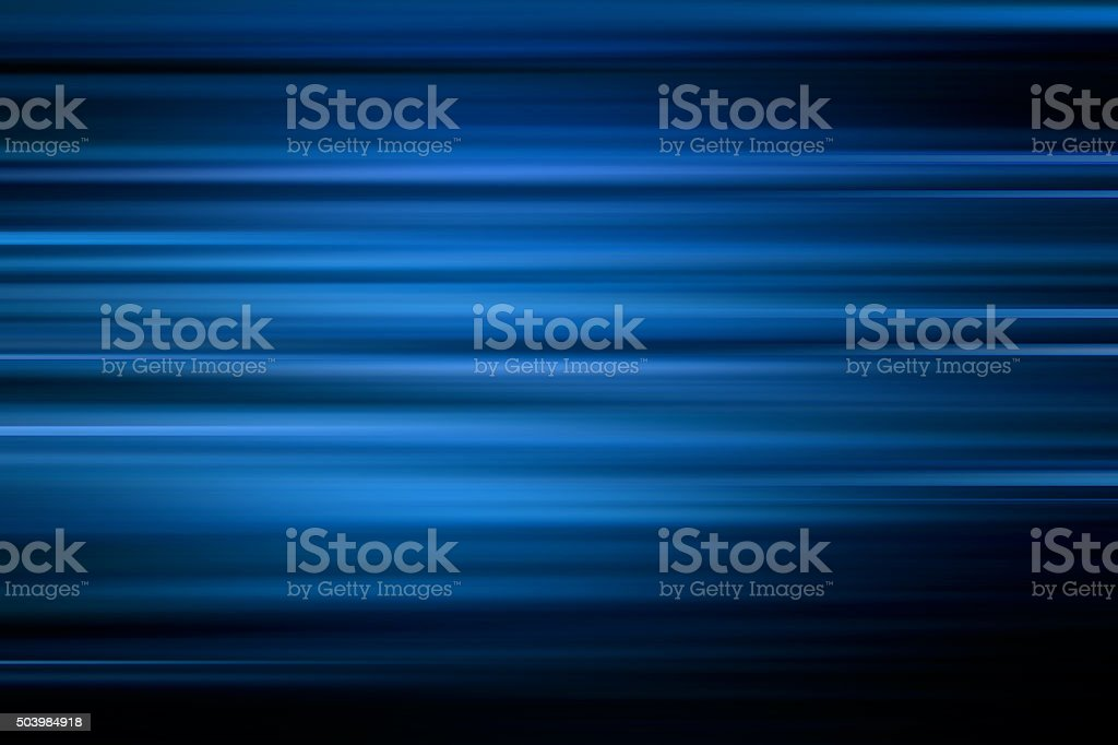 blue lines speed background stock photo