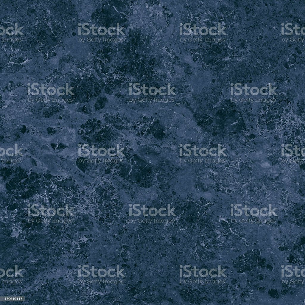 Blue marble background stock photo
