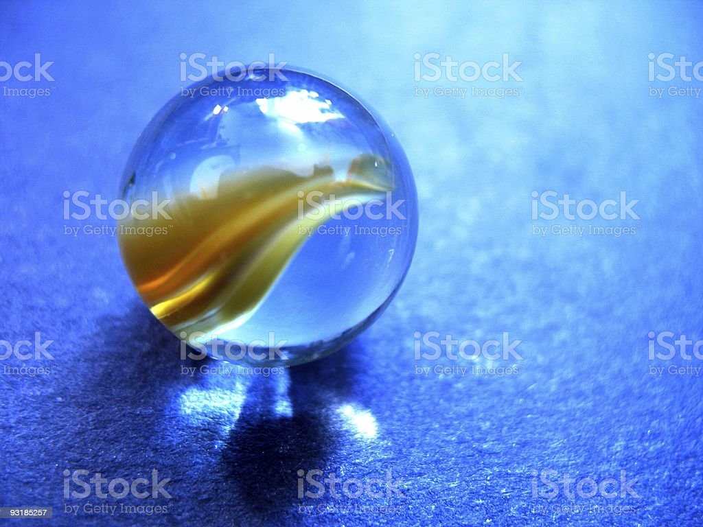 blue marble royalty-free stock photo