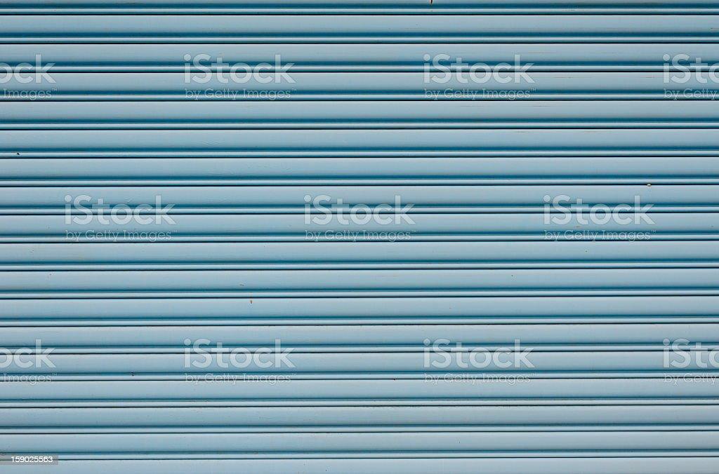Blue Metal Backgrounnd stock photo