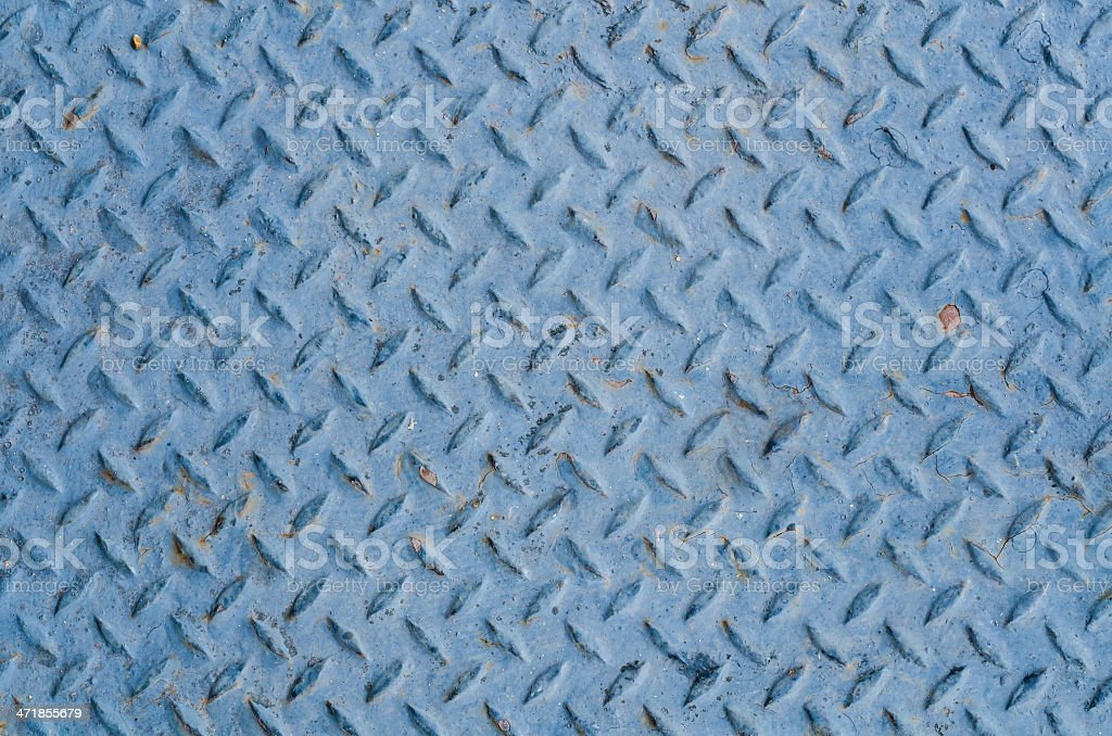 blue metal texture royalty-free stock photo