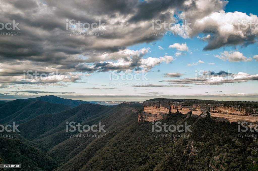 Blue Mountains, Australia stock photo