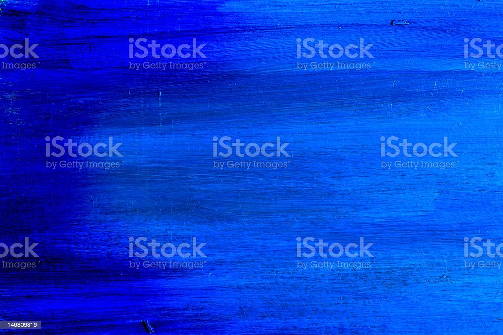 Blue paint background royalty-free stock photo