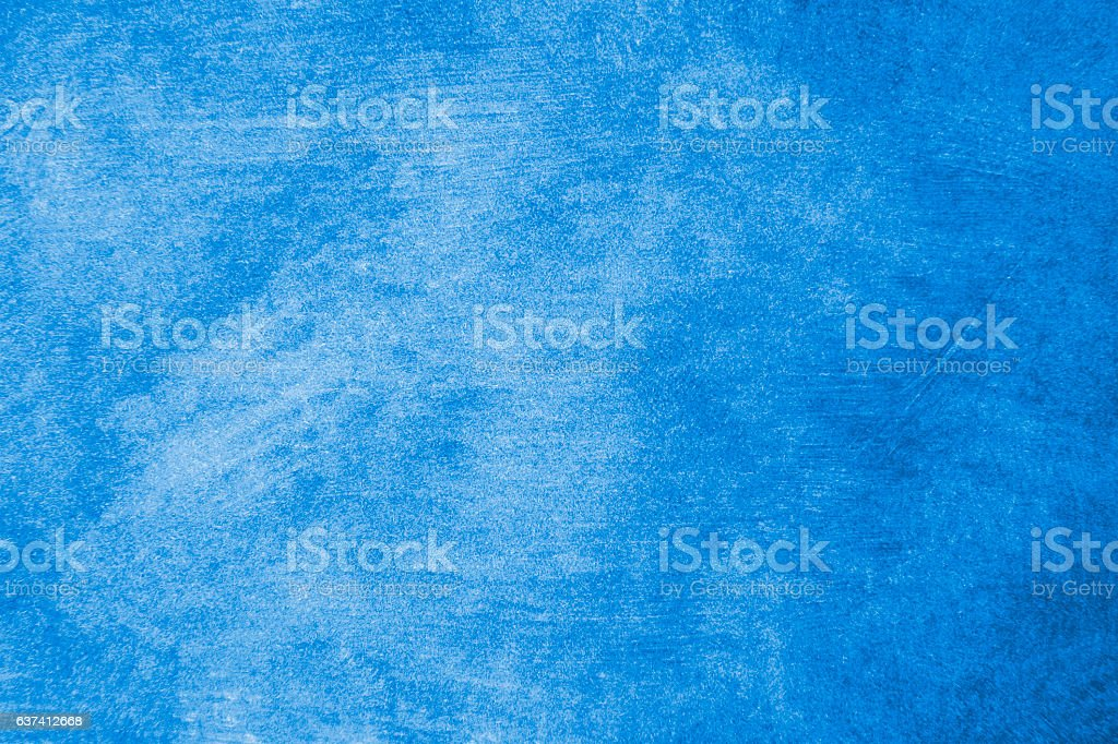 Blue painted background stock photo