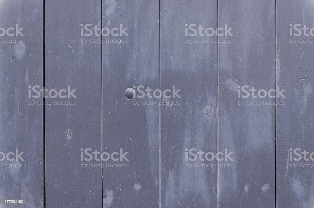 Blue Painted Wood royalty-free stock photo