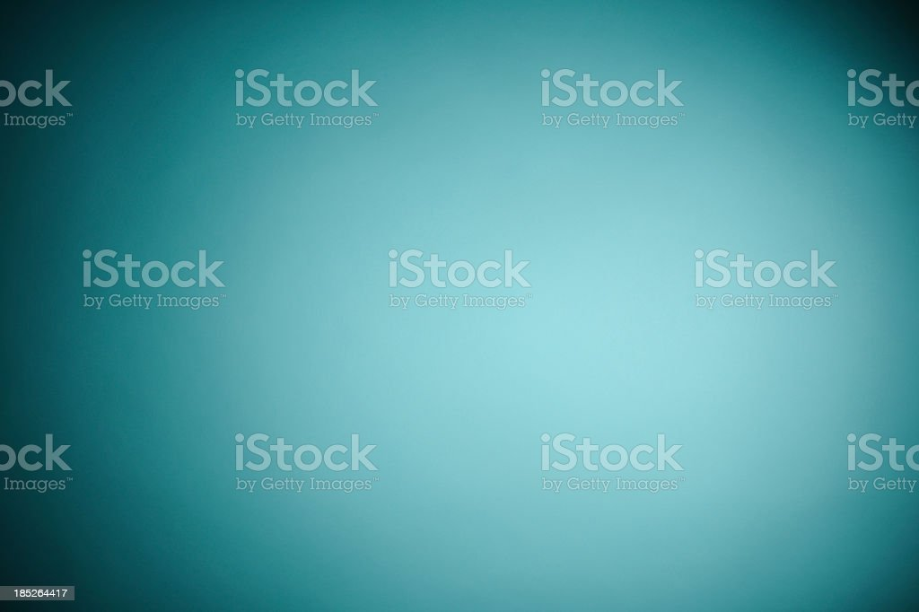Blue paper texture background with spotlight stock photo