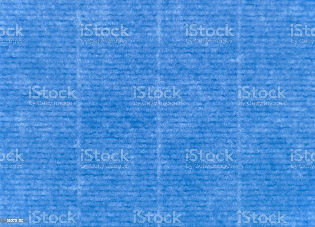 Blue paper texture royalty-free stock photo