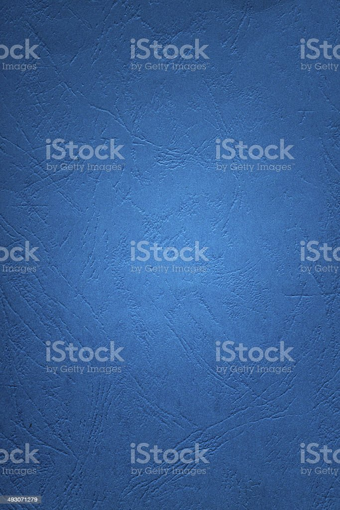 Blue  paper used as background stock photo
