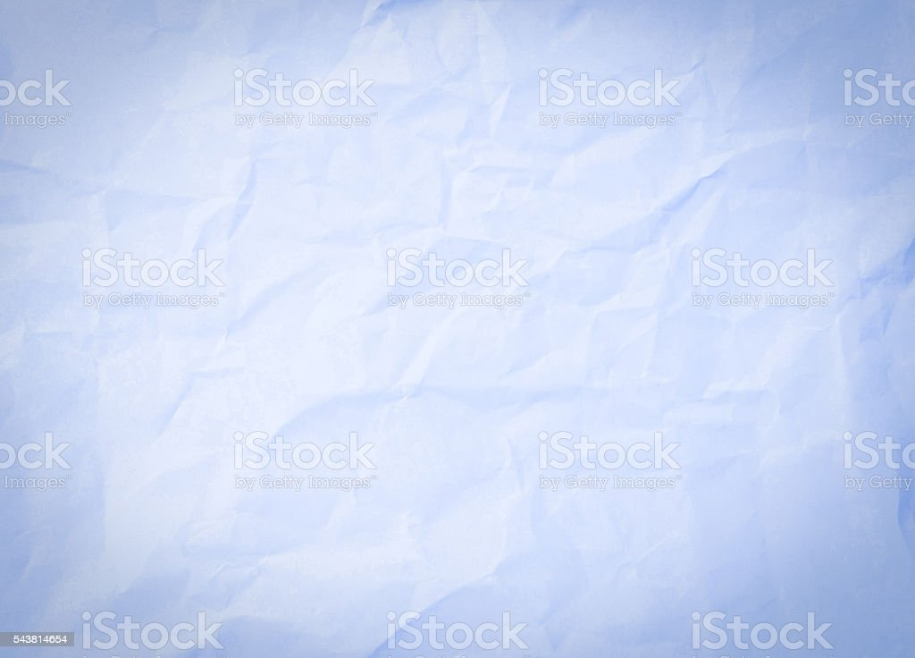 Blue pastel color paper texture background. stock photo