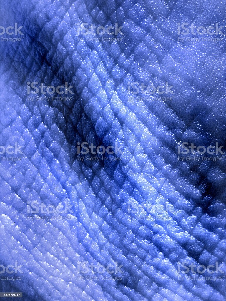Blue pattern royalty-free stock photo