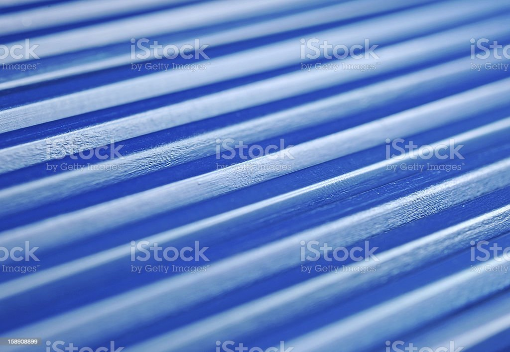 blue pencils  texture royalty-free stock photo