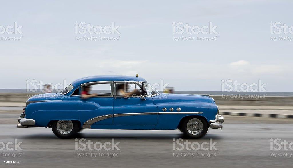 Blue! royalty-free stock photo