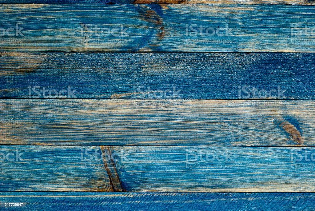 Las tablas azul foto de stock libre de derechos