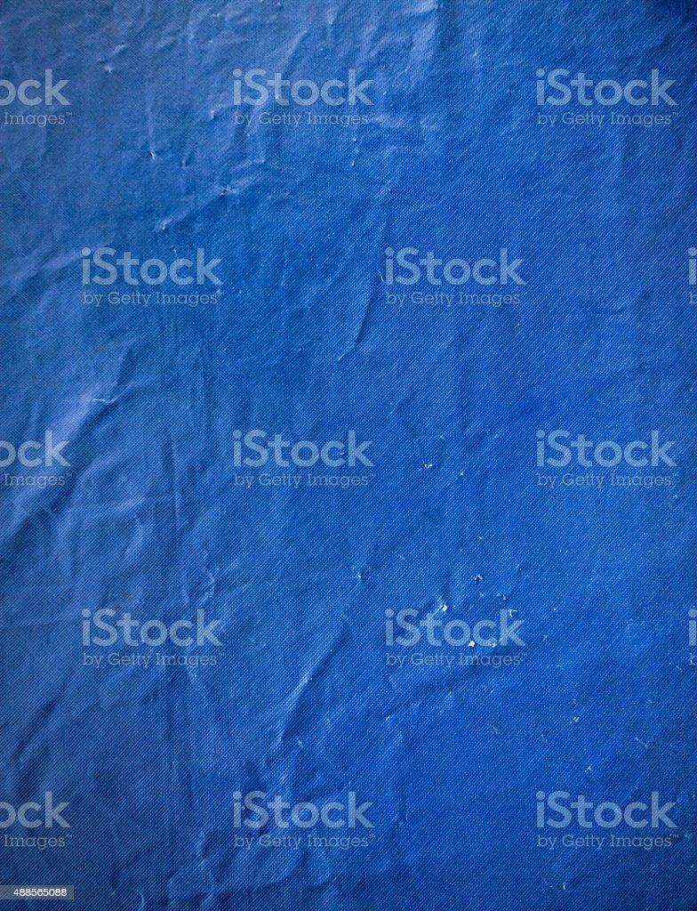 Textura de plástico Azul foto royalty-free